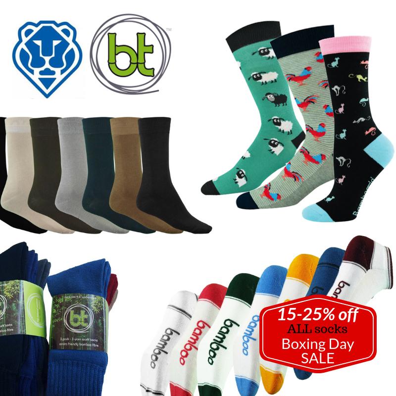 Shop ALL Socks - Between 15% - 25% Off