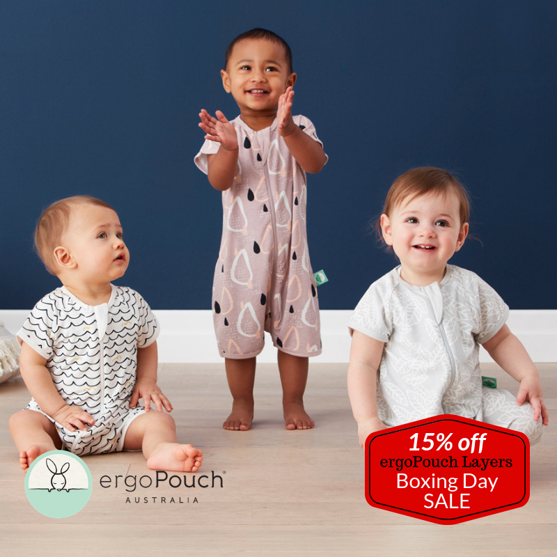 ALL ErgoPouch Layers - 15% Off